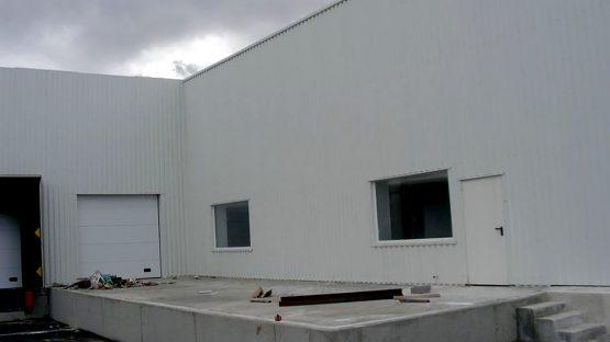 CBIT - ACTIS - Bâtiment de stockage - La Bastide de Bousignac (09)