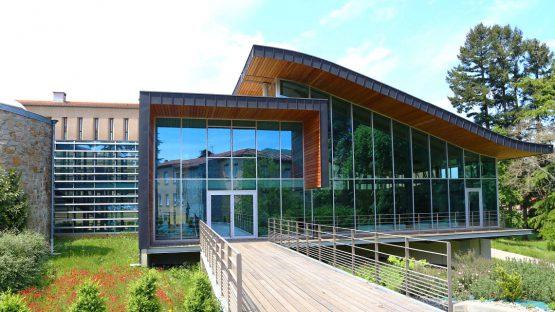 CBIT - Entrée de l'extension des Archives Départementales de l'Ariège - Foix (09)