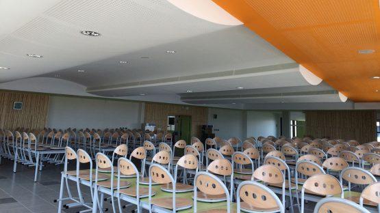 Salle Collège 400 Gaston Fébus, Mazères, Ariège (09)