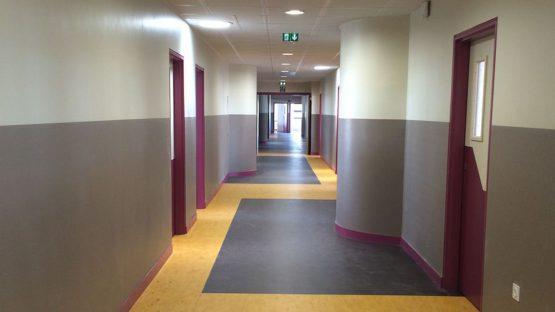 Locaux Collège 400 Gaston Fébus, Mazères, Ariège (09)