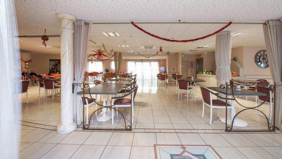 Salle de restauration Villa Domitia, Narbonne, Aude (11)