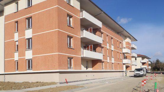 CBIT - Cité Bel Air - Réhabilitation de logements - Auterive