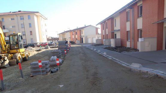 CBIT - Cité Bel Air - Chantier deRéhabilitation de logements - Auterive