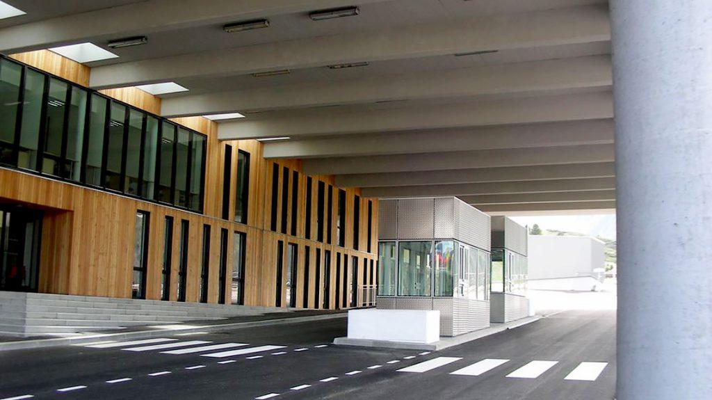 CBIT - Panorama des bureaux de contrôles nationaux juxtaposés de douanes France Andorre