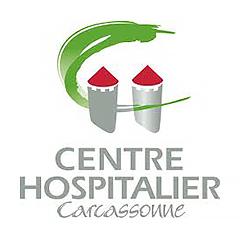 Partenaires CBIT - Logo du Centre Hospitalier de Carcassonne