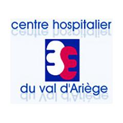Partenaires CBIT - Logo du Centre Hospitalier du Val d'Ariège