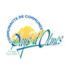 Partenaires CBIT - Logo Communauté de Communes du Pays d'Olmes