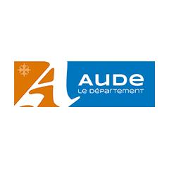 Partenaires CBIT - Logo Département de l'Aude
