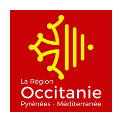 Partenaires CBIT - Logo de la Région Occitanie