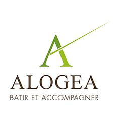 Partenaires CBIT - Logo société d'HLM Alogea
