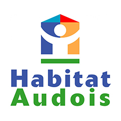 Partenaires CBIT - Logo société d'HLM de l'Habitat Audois