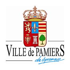 Partenaires CBIT - Logo Ville de Pamiers